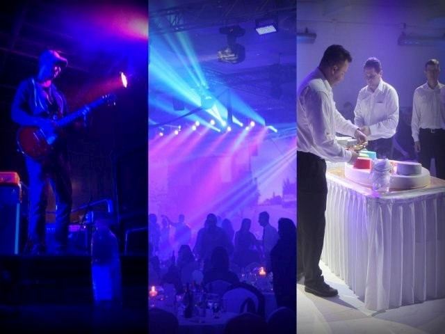 Imprezy i eventy firmowe