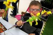 warsztaty palmy Wielkanocne Leroy Merlin