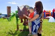 piknik z dinozaurami