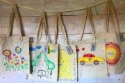warsztaty malowanie eko toreb