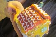 domek z pierników 3D