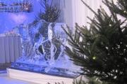 lodowa rzeźba
